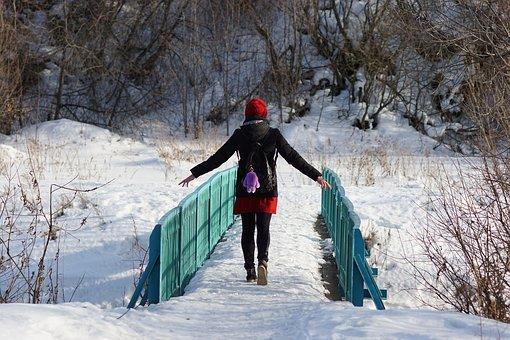 Uno strumento utile contro l'ansia e la depressione:  la passeggiata!