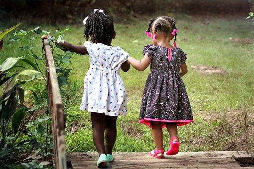 I bambini e le loro idee sugli amici
